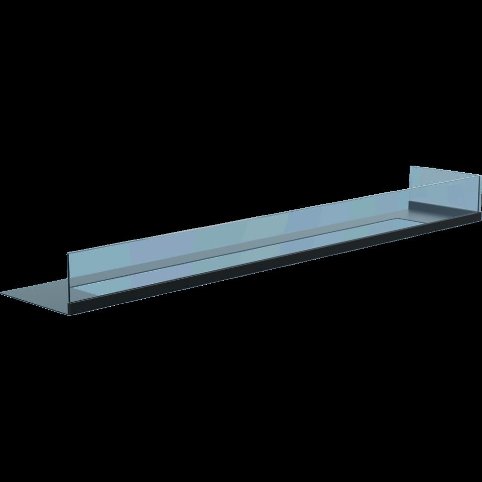 Стекло для биокамина Delta P 1200